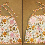 Toddler Halter Top Sewing Tutorial