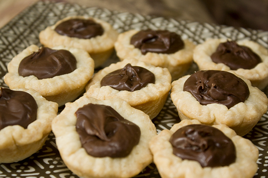 Absolutely heavenly little bite-sized fudge pies. I call them….Mini ...