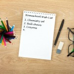Homeschool Wish List Ideas