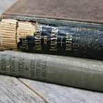 Antique School Books