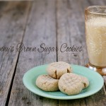 Nanny's Brown Sugar Cookies