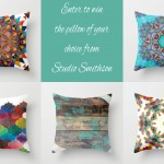 *Winner* Win a Pillow of Your Choice from Studio Smithson